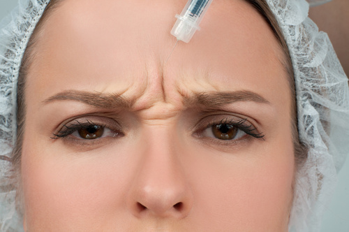 Wrinkle Relaxing Injections for Face and Neck