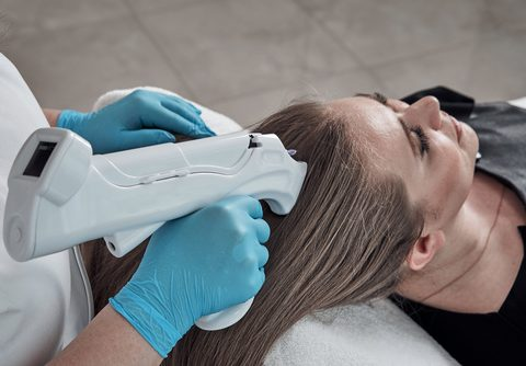 Mesotherapy for Hair loss – ten sessions