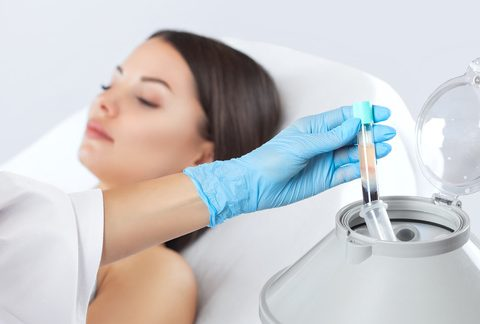Platelets Rich Plasma Injections – one session