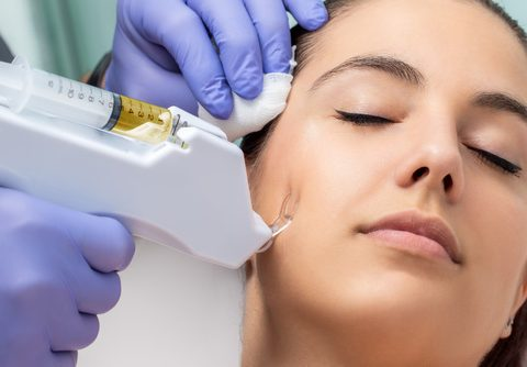 Mesotherapy for Face, Neck and Décolletage Rejuvenation
