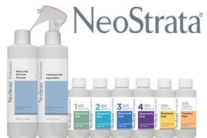 Neostrata Chemical peel for face, neck or decolletage